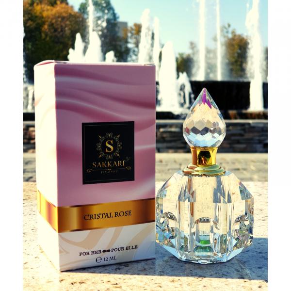 Parfum arabesc Sakkari Cristal Rose 8