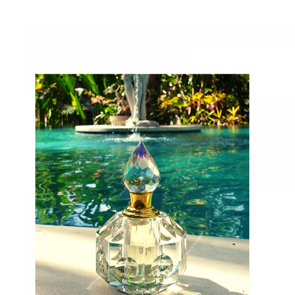 Parfum arabesc Sakkari Cristal Rose 9