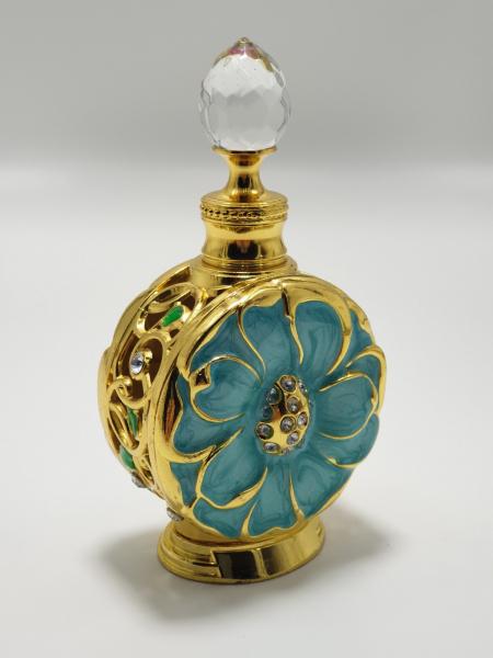 Parfum arabesc Sakkari Fleur Narcotique Turcoaz 4