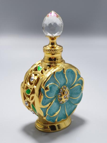 Parfum arabesc Sakkari Fleur Narcotique Turcoaz 6