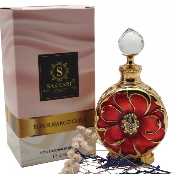 Parfum arabesc Sakkari Fleur Narcotique 0