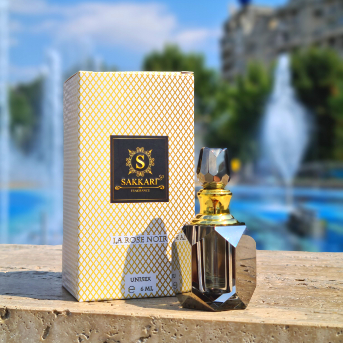 Parfum arabesc Sakkari La Rose Noir 1