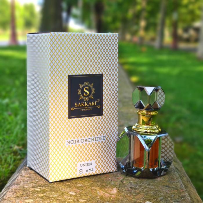 Parfum arabesc Sakkari Noir Orchidee 0