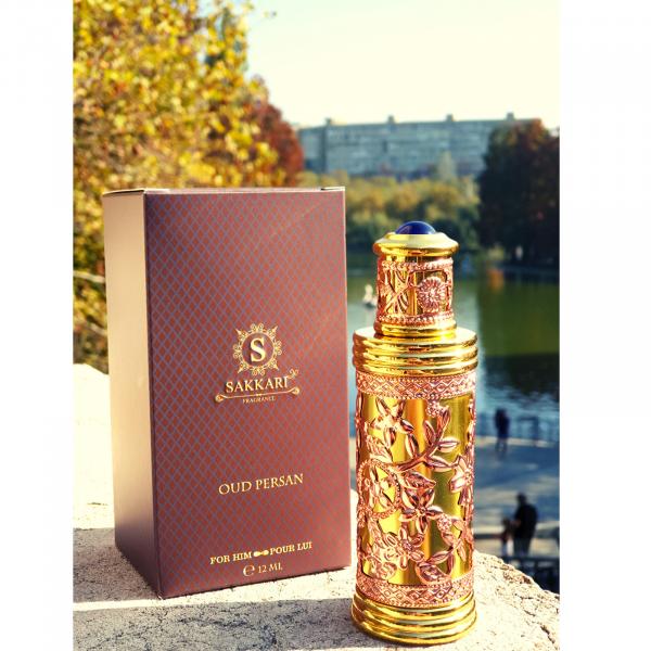 Parfum arabesc Sakkari Oud Persan 0