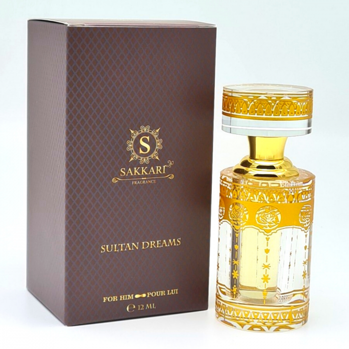 Parfum arabesc Sakkari Sultan Dreams 4