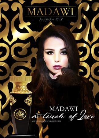Apa de parfum Madawi6
