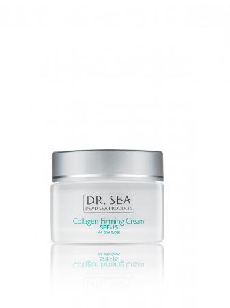 Crema cu Colagen si Minerale de la Marea Moarta pentru fermitate3