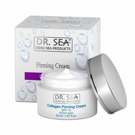 Crema cu Colagen si Minerale de la Marea Moarta pentru fermitate0