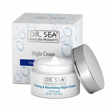 Crema de Noapte cu Minerale de la Marea Moarta pentru hidratare si fermitate [0]