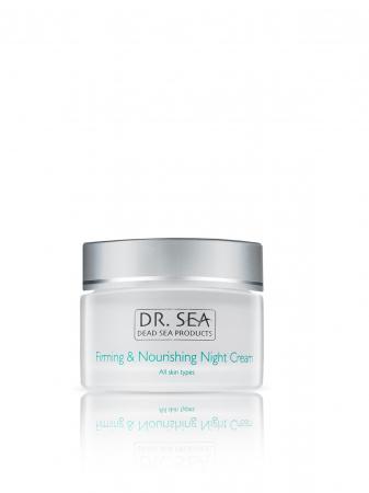 Crema de Noapte cu Minerale de la Marea Moarta pentru hidratare si fermitate [1]