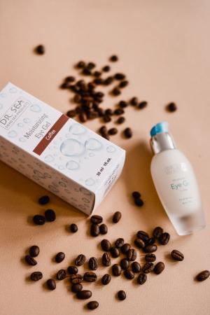 Gel hidratant de ochi cu Minerale de la Marea Moarta si Cafea Organica1