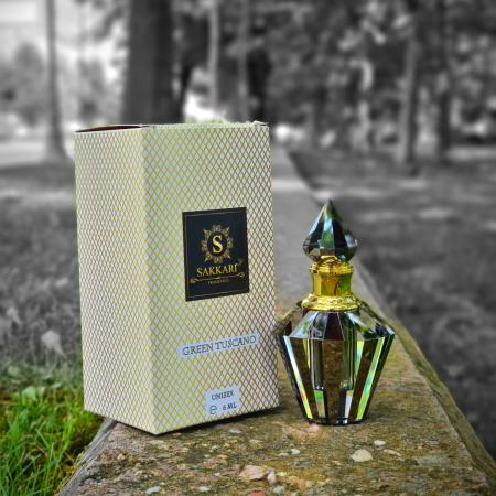 Parfum arabesc Sakkari Green Tuscano [3]