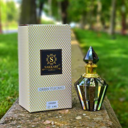Parfum arabesc Sakkari Green Tuscano [0]