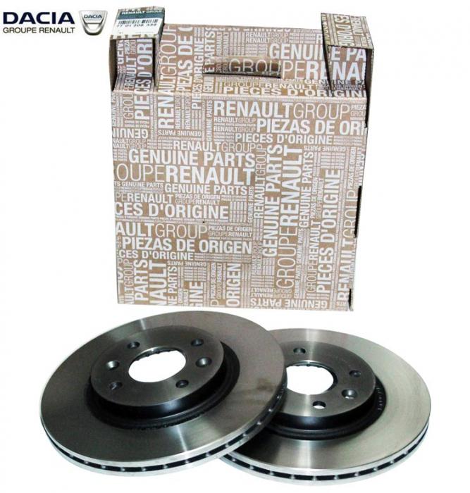 Disc Frana Dacia OE RENAULT 8201464598 [0]