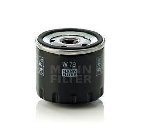 Filtru ulei w79 MANN FILTER [0]