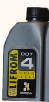Lichid de frana auto, Lifrom, DOT 4, 430 ml 0