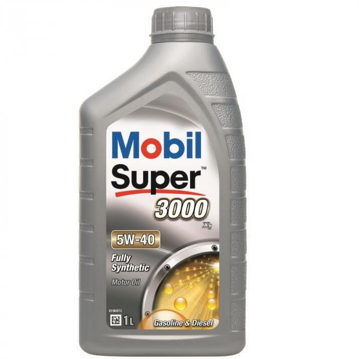 Mobil Super 3000 X1 5W-40 1L [0]