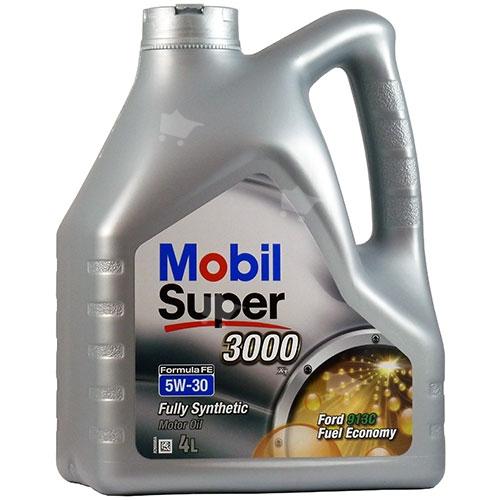 Mobil Super 3000 X1 Formula FE 5W-30 4L 0