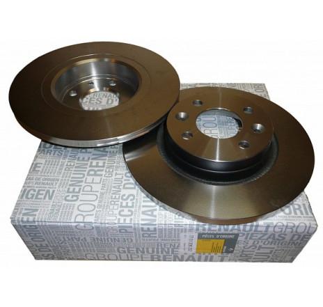 Set disc frana ventilat Dacia Logan 2 2012+ Sandero 2 2012+ 402063149R [0]