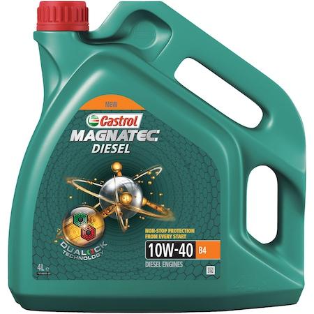 Ulei Castrol Magnatec Diesel B4 10W40 4L [0]