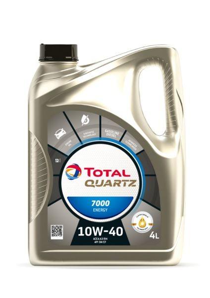 Ulei motor TOTAL Quartz 7000 Energy 10W40 4L 0