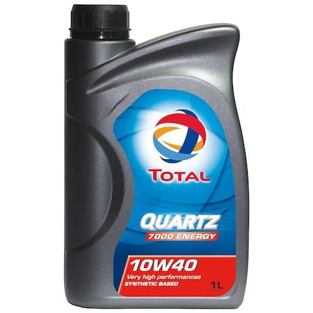 Ulei motor Total Quartz Energy 7000, 10W40, 1L 0