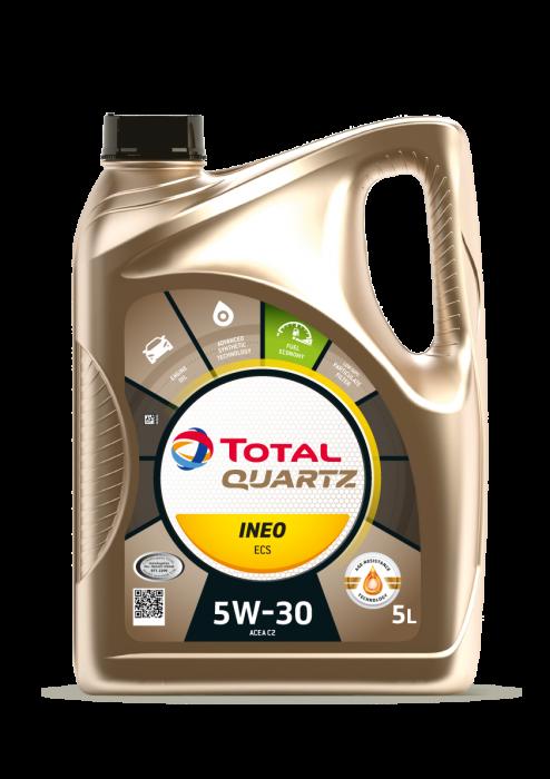 Ulei Motor Total Quartz Ineo Ecs 5W30 5L 0