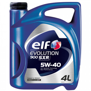 Ulei motor Elf Evolution 900 SXR 5W40  4L1