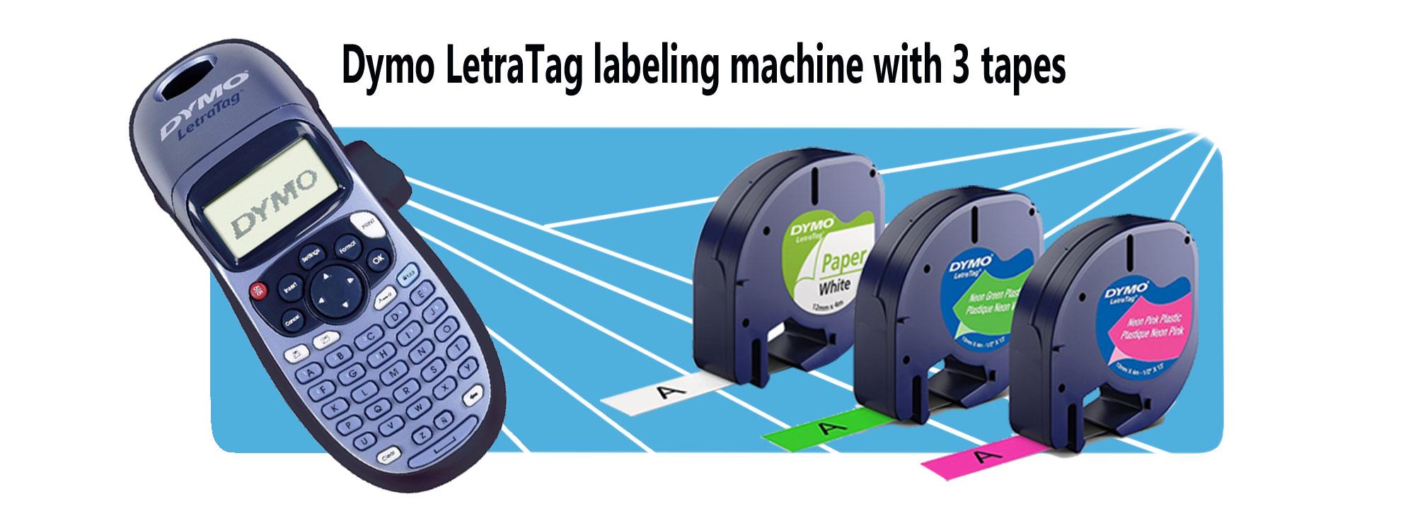 Aparat-de-etichetat-Dymo-LetraTag-cu-3-consumabile-EN