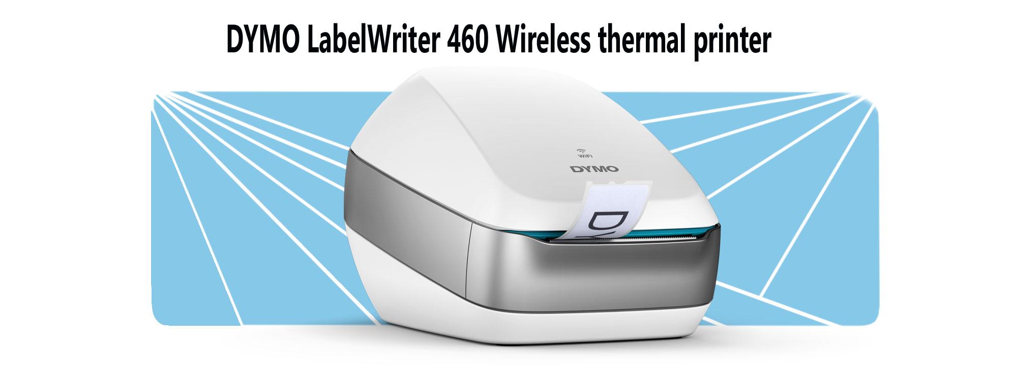 Imprimanta termica DYMO LabelWriter 460 Wireless-EN