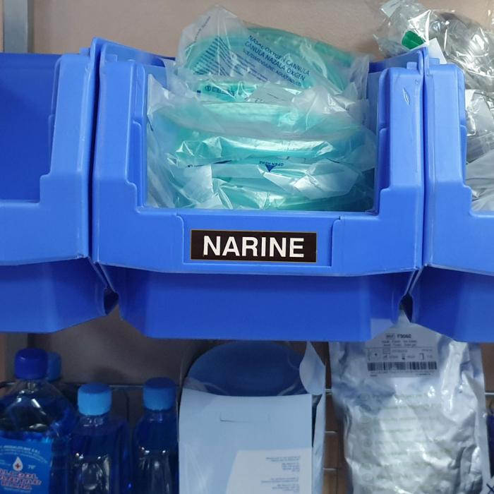 Aparat de etichetat industrial (imprimanta etichete) DYMO Rhino 6000 KiT-big