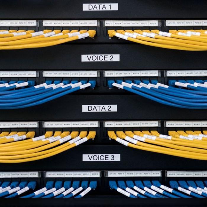 Brother TZEFX231 etichete originale flexibile 12mm x 8m, negru pe alb, PTouch laminate, pentru identificare cabluri si fire TZe-FX231-big