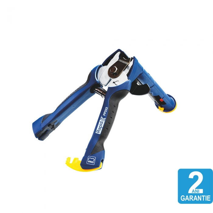 Cleste gradina Rapid FP222, cu magazie, VR22/5-11mm, blister-big