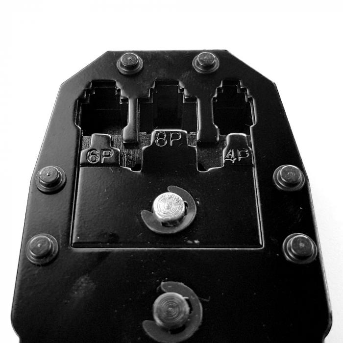 Cleste sertizat mufe retea 6P4CRJ11 6P6C/RJ12 8P8C/RJ45, UTP, FTP si telefonie NAR0010 IT2860T-big