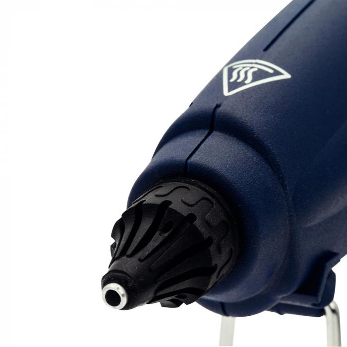 Standard aluminum nozzle glued gun Rapid EG320, 30 mm, Ø 3mm-big