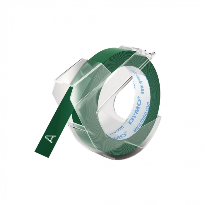 Dymo Embossing Tape 9mm, green, S0898160 S0847700-big