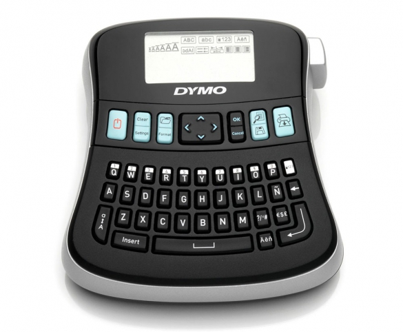 Dymo LabelManager 210D label maker, S0784440, S0964070, S0784470, S0784450-big