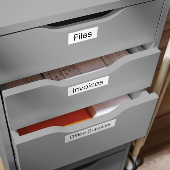 Aparat etichetat (imprimanta etichete) DYMO LabelManager 360D, AZERTY, acumulator reincarcabil inclus, S0879510-big