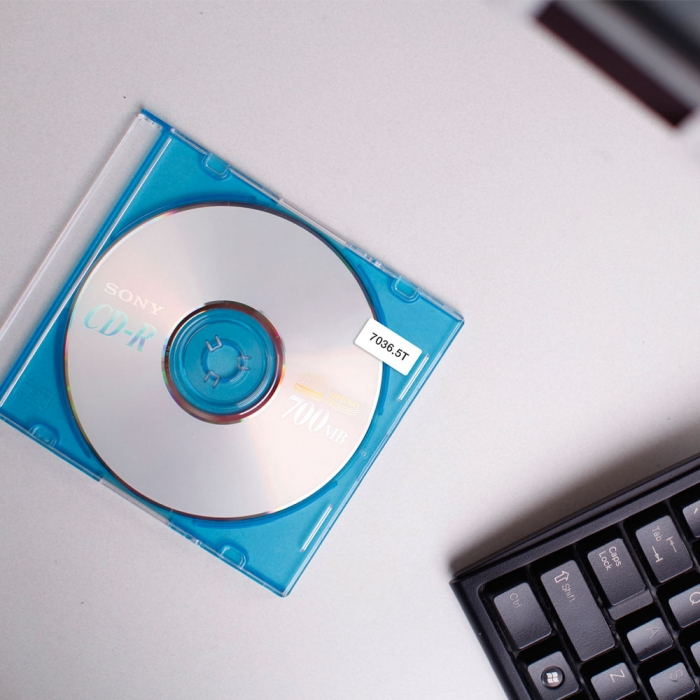 Etichete termice, DYMO LabelWriter, repozitionabile, 25mmx13mm, hartie alba, 11353 S0722530-big
