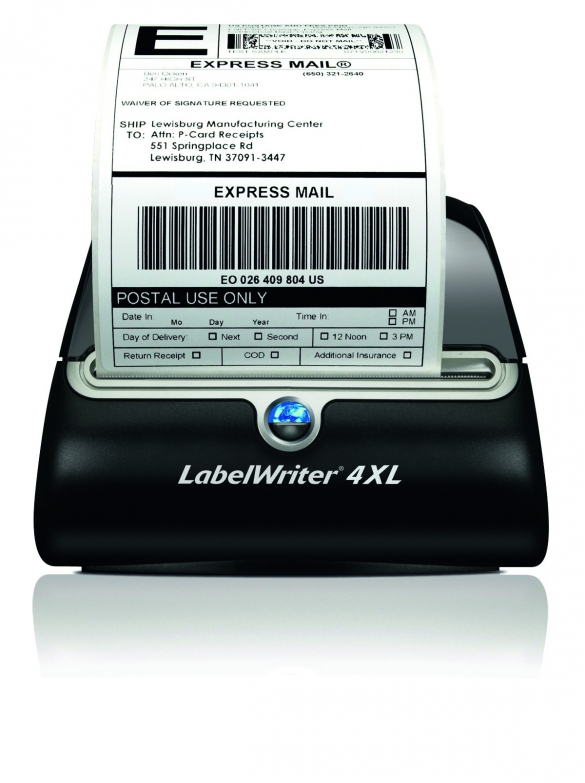 DYMO LabelWriter 4XL, thermal label printer S0904950 904950-big