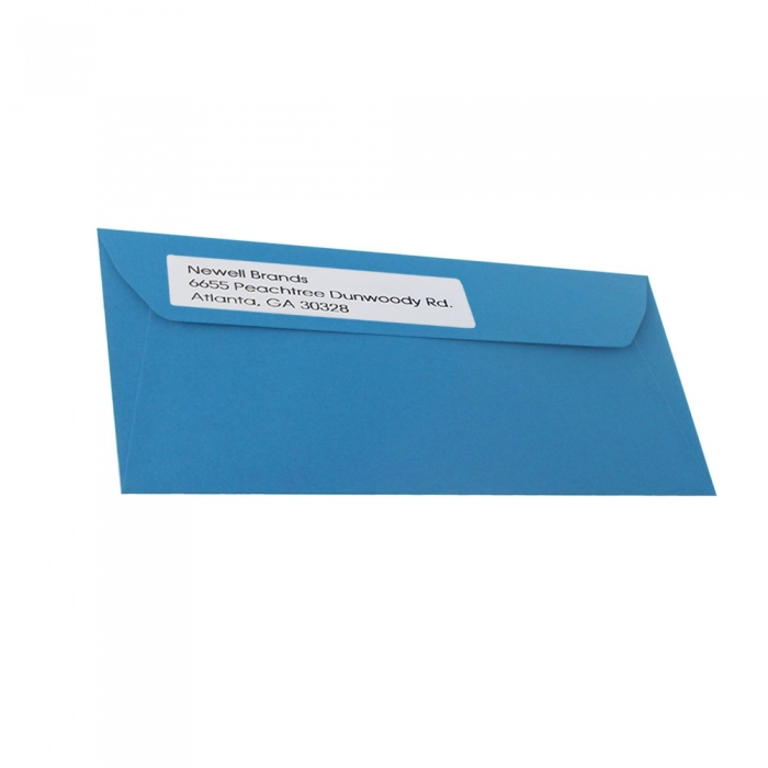 DYMO LabelWriter Return address international labels, removable, 25mmx54mm, paper white, 11352 S0722520-big
