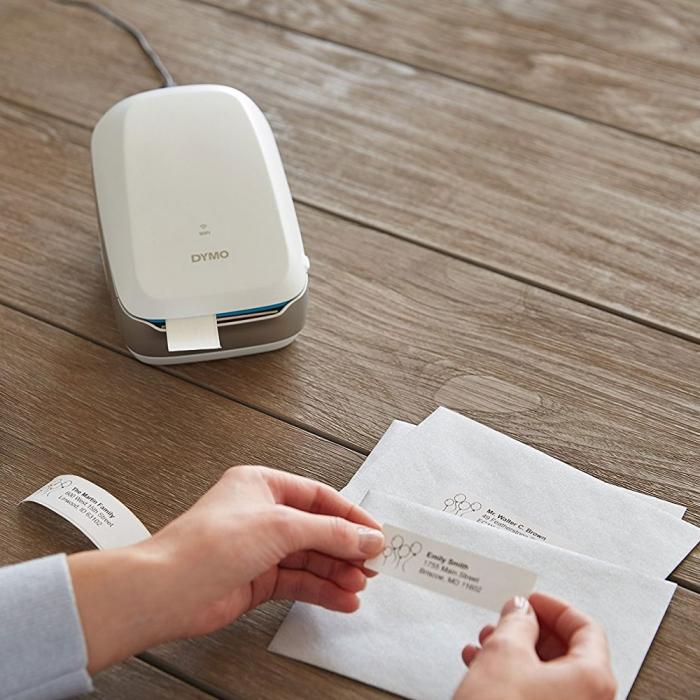 Imprimanta termica DYMO LabelWriter 460 Wireless, aparat de etichetat alb 2000931 DY838770 S0838770 1980561 1980562 1980563-big