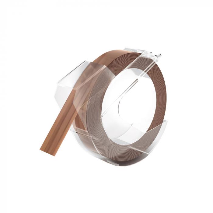 Embossing Tape 9mm compatible, veneer, A520111 S0898130-4-big