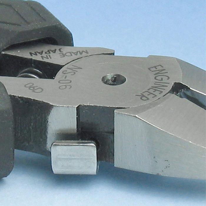 Micro cleste taiere diagonala ENGINEER NS-03, mare precizie, 128 mm, fabricat in Japonia-big