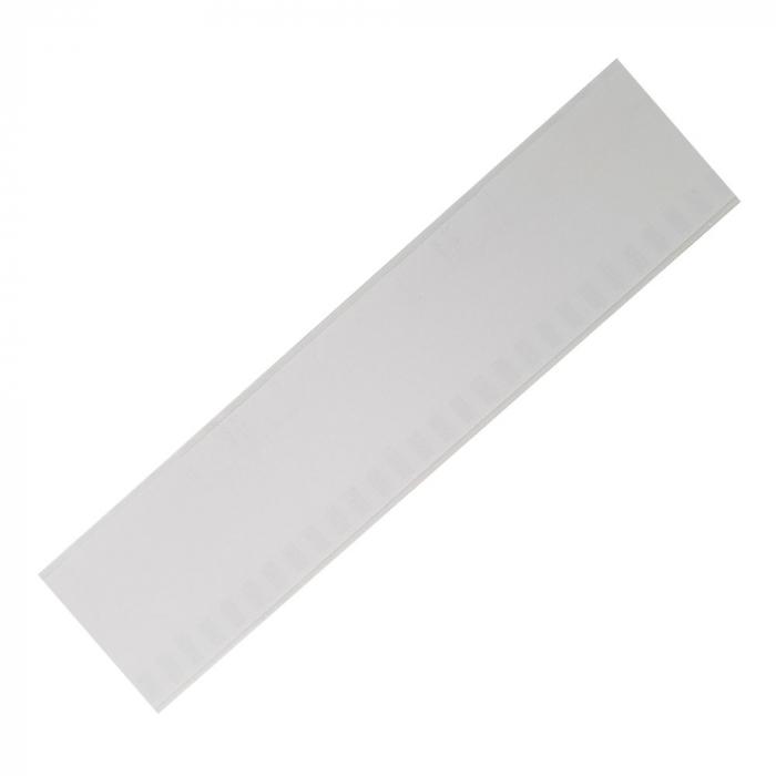 Etichete termice autocolante compatibile, Brother DK-22205, hartie alba, modul continuu, 62mmx30.48m, suport din plastic inclus. 2 role / set-big