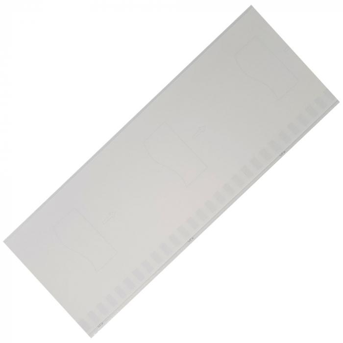 Etichete termice autocolante compatibile, Brother DK-22243, hartie alba, modul continuu, 102mmx30.48m, suport din plastic inclus DK22243-C-big