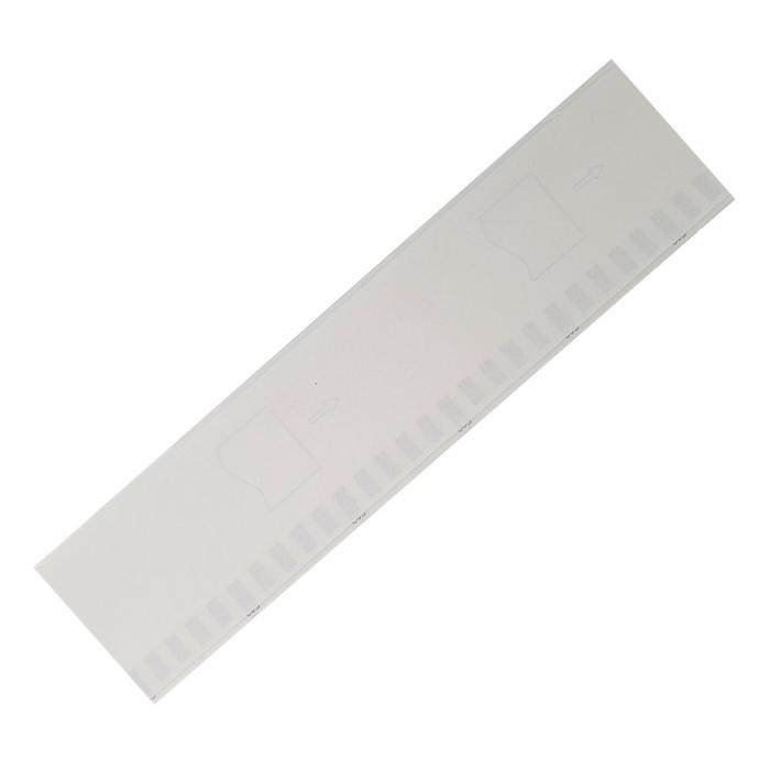 Etichete termice autocolante compatibile, Brother DK-44205, hartie alba, modul continuu, repozitionabile, 62mmx30.48m, suport din plastic inclus DK44205-C-big