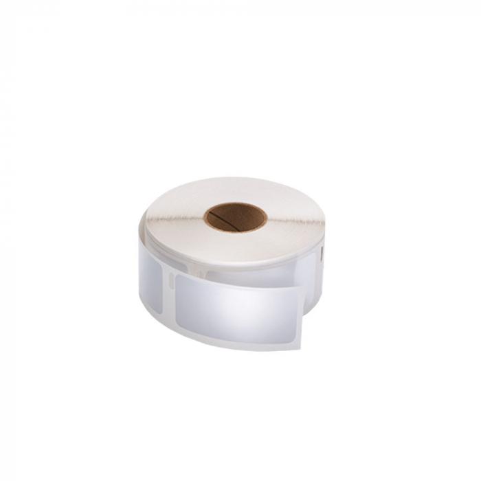 Etichete termice compatibile, DYMO LabelWriter, repozitionabile, 19mmx51mm, hartie alba, 11355 S0722550-C-big