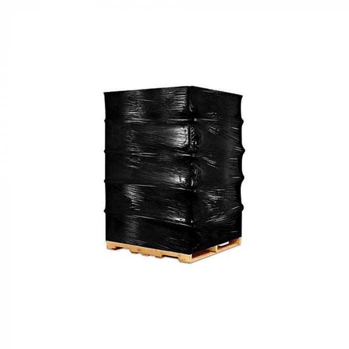 Folie Stretch neagra 500X50X23-big