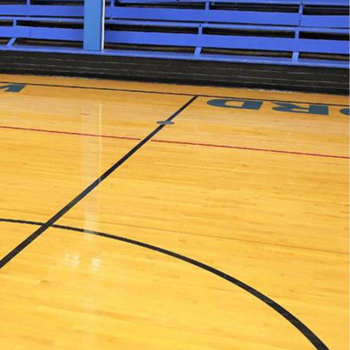 Banda marcare/protectie 3M 764i vinil negru, 50mm x 33m, marcare terenuri sport indoor, 70006299740-big